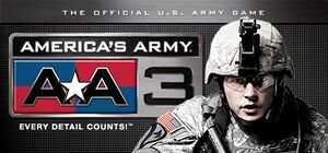 America's Army 3 cover