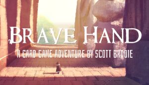 Brave Hand cover