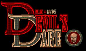Devil's Dare cover