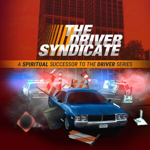 The Driver Syndicate cover