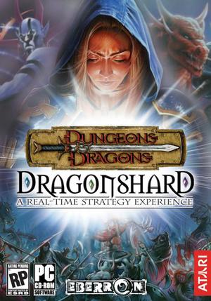 Dungeons & Dragons: Dragonshard cover