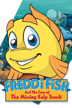 Freddi Fish and the Case of the Missing Kelp Seeds cover