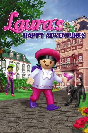 Laura's Happy Adventures cover
