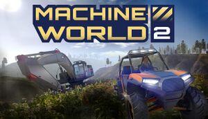 Machine World 2 cover