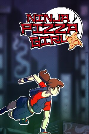 Ninja Pizza Girl cover