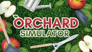 Orchard Simulator cover