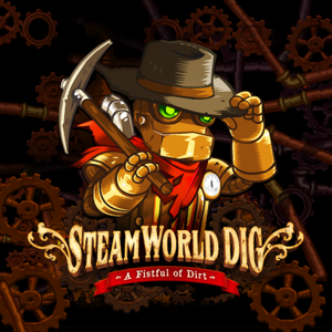 SteamWorld Dig cover