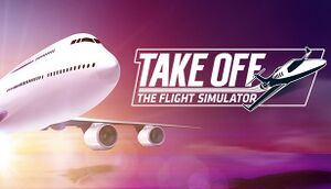 Take Off - The Flight Simulator cover