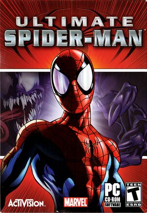 Ultimate Spider-Man cover