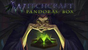 Witchcraft: Pandoras Box cover