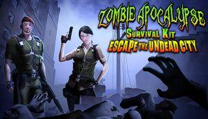 Zombie Apocalypse: Escape The Undead City cover