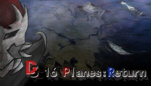 16 Planes:Return cover