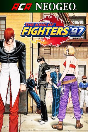 ACA NeoGeo The King of Fighters '97 cover