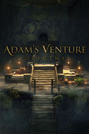 Adam's Venture Origins cover