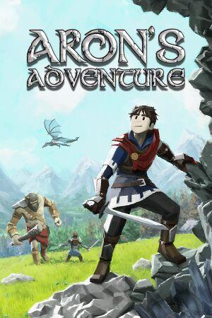 Aron's Adventure cover