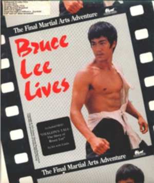 Bruce Lee Lives cover