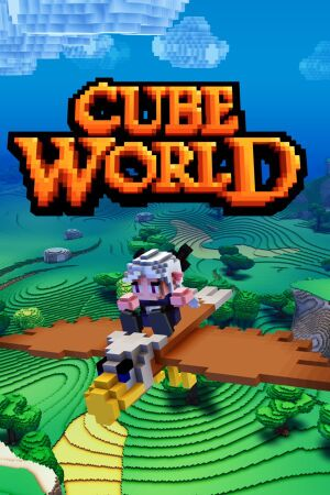 Cube World cover