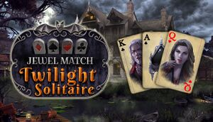 Jewel Match Twilight Solitaire cover