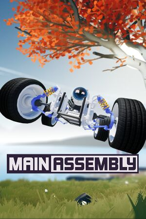 Main Assembly cover