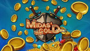 Midas Gold Plus cover