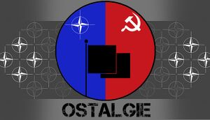 Ostalgie: The Berlin Wall cover