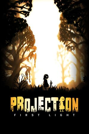 Projection: First Light cover