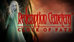 Redemption Cemetery: Clock of Fate cover