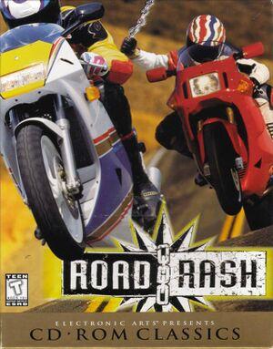 Road Rash cover