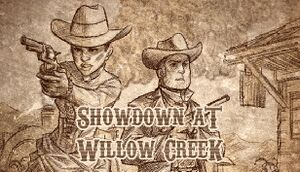 Showdown at Willow Creek cover
