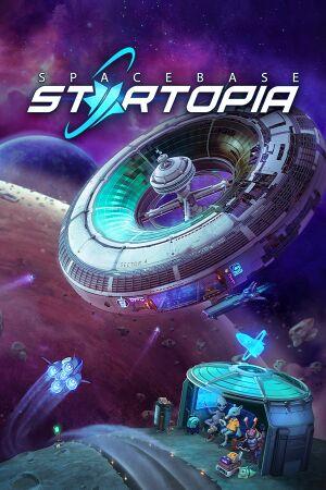 Spacebase Startopia cover