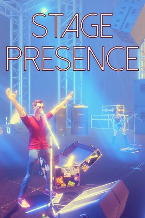 Stage Presence cover