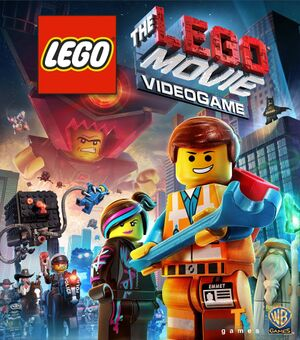 The Lego Movie Videogame cover