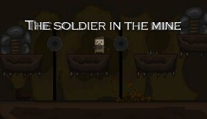 The Soldier in the Mine cover
