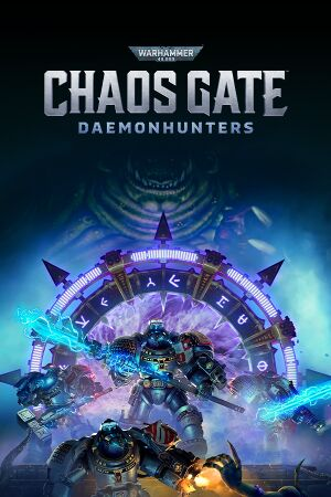 Warhammer 40,000: Chaos Gate - Daemonhunters cover