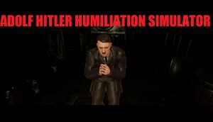 Adolf Hitler Humiliation Simulator cover