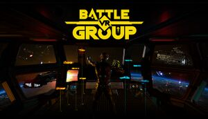 BattleGroupVR cover
