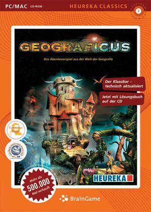 Geograficus cover