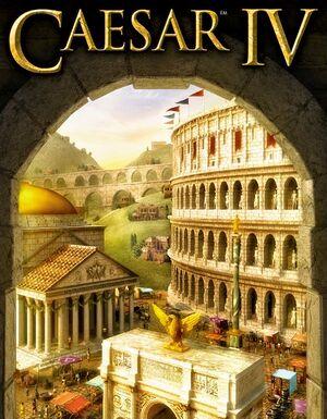 Caesar IV cover