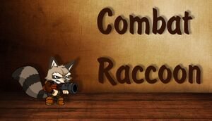 Combat Raccoon cover