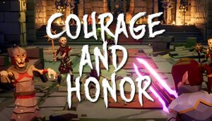 Courage and Honor cover