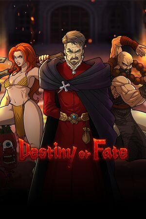 Destiny or Fate cover