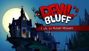 Devil's Bluff cover