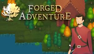 Forged Adventure cover