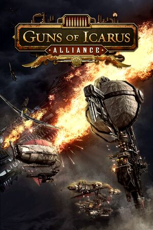 Guns of Icarus Alliance cover