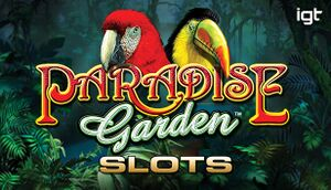 IGT Slots Paradise Garden cover