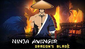Ninja Avenger Dragon Blade cover