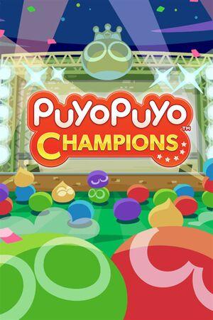 Puyo Puyo Champions cover