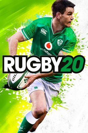 Rugby 20 cover