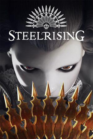 Steelrising cover