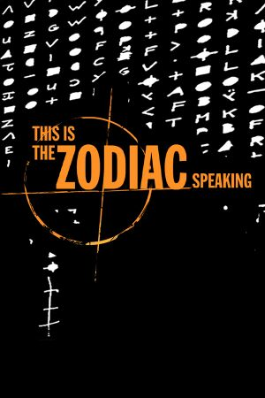 This is the Zodiac Speaking cover